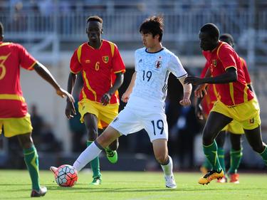 Daichi Kamada steht kurz vor einem Wechsel nach Frankfurt