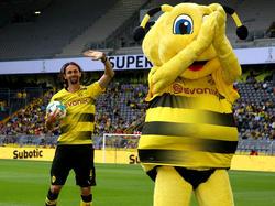 Neven Subotic steht vor dem Abschied aus Dortmund
