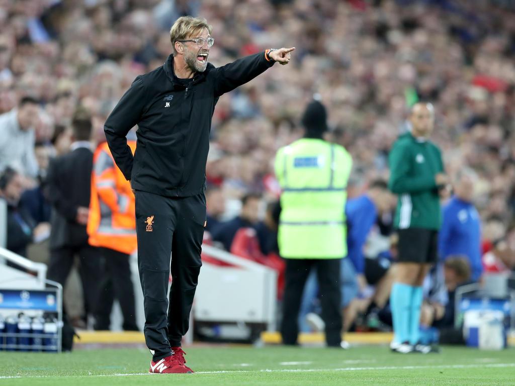 Jürgen Klopp und Liverpool sind auf der Suche nach dem Feel-Good-Faktor