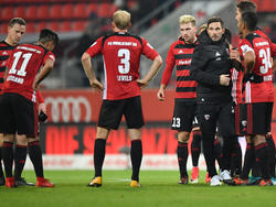 In Ingolstadt herrschte nach der Niederlage gegen Braunschweig Ratlosigkeit