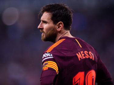 Musste eine Stunde auf der Bank ausharren: Lionel Messi