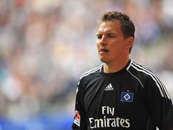 Frank Rost spielte zwischen 2007 und 2011 für den HSV