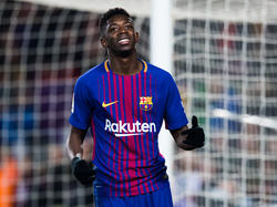 Ousmane Dembélé findet in Barcelona noch nicht in die Spur