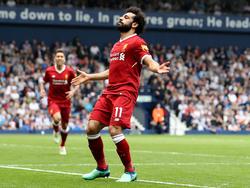 Mohamed Salah ist der beste Spieler der Premier-League-Saison