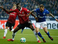 Salif Sané (M.) wechselt angeblich zum FC Schalke