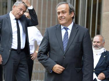 Michel Platini sieht sich bestätigt
