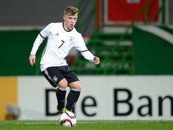 Max Meyer kann gegen Tschechien spielen