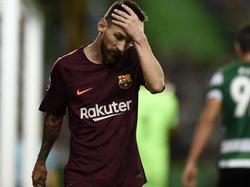 Noch ist die Zukunft von Lionel Messi offen