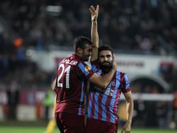 Mehmet Ekici findet in Trabzon zu neuer Stärke