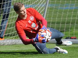 Felix Wiedwald steht vor einer Rückkehr zur Frankfurter Eintracht