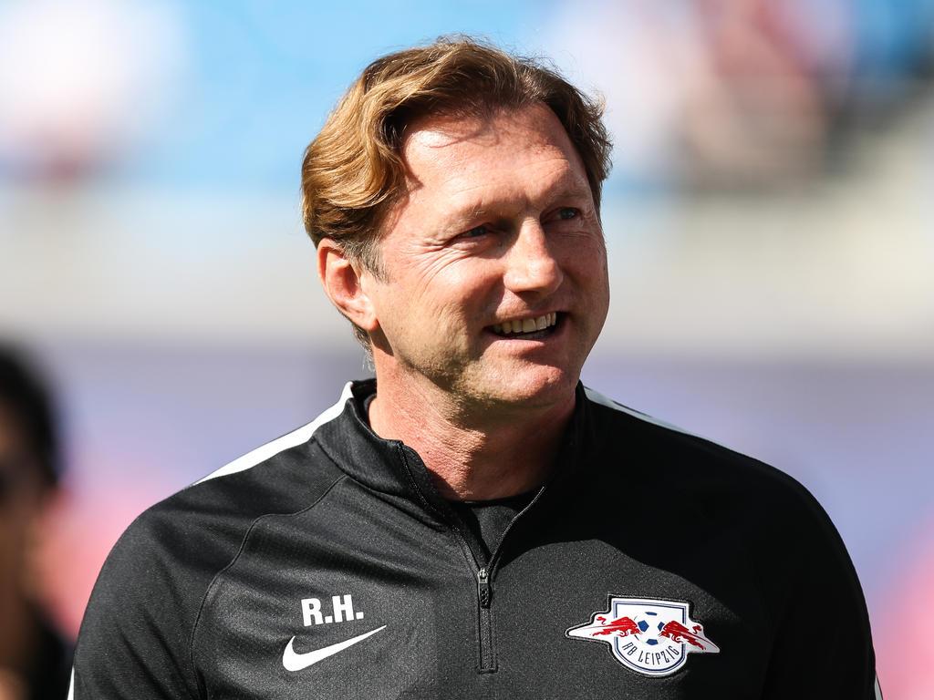 Ralph Hasenhüttl will ähnlich erfolgreich spielen wie in der ersten Bundesliga-Saison mit RB Leipzig
