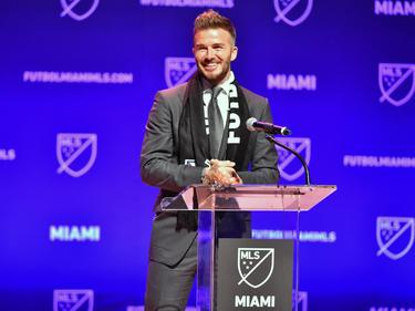 Hofft auf Kaliber wie Cristiano Ronaldo: David Beckham