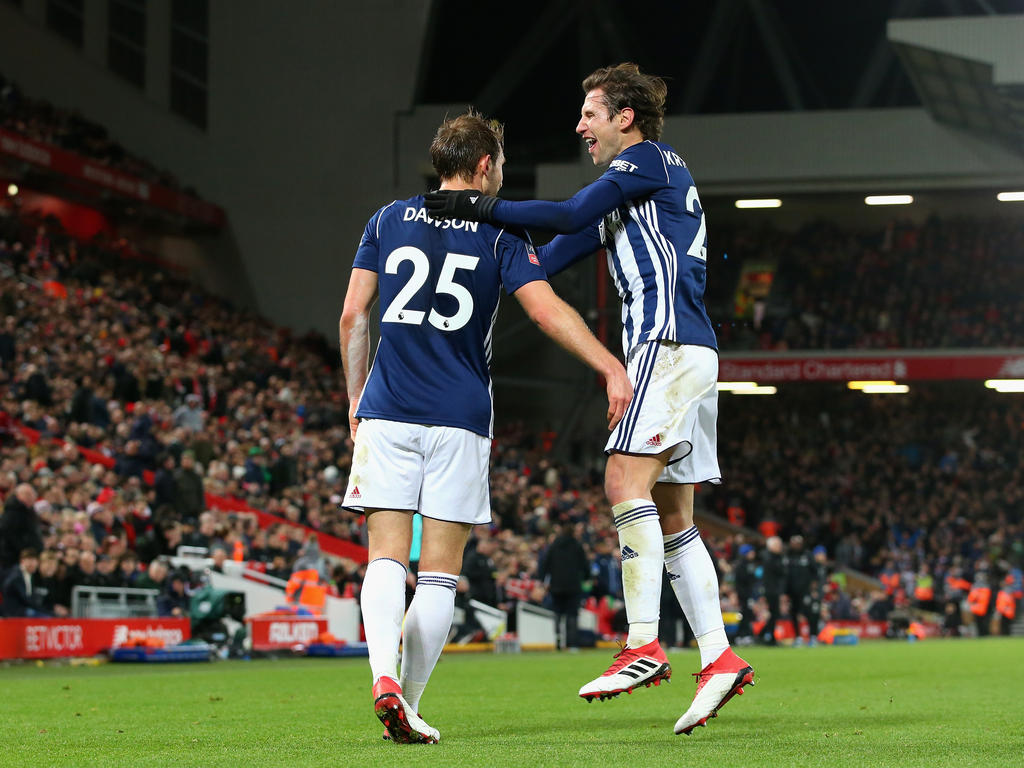 FA Cup » acutalités » West Brom beat Liverpool amid VAR ...