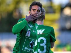 Für Austria Lustenau traf Seifedin Chabbi in 77 Erstliga-Spielen 20 Mal