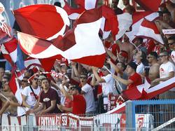 Die Regensburg-Fans dürfen sich auch kommende Saison auf Asger Sörensen freuen