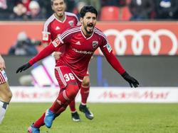 Almog Cohen traf gegen den 1. FC Heidenheim