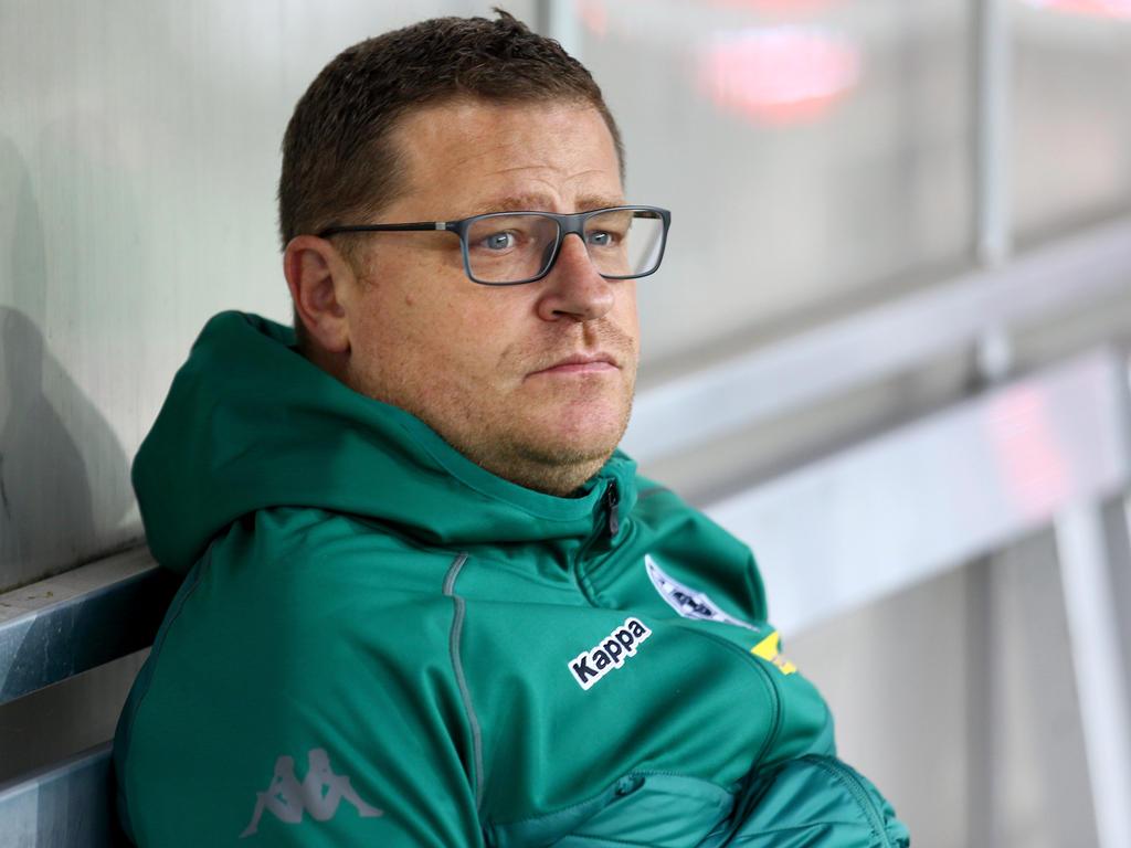 Max Eberl hat sich zur sportlichen Lage in Gladbach geäußert
