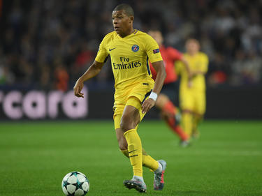Kylian Mbappé war für Paris gleich zweifach erfolgreich