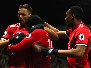 Manchester United löst seine Pflichtaufgabe beim FC Watford