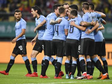 Uruguay sigue preparando la gran cita mundialista de junio. (Foto: Imago)