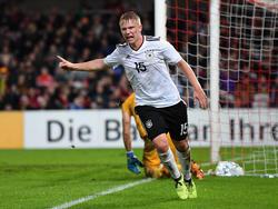 Philipp Ochs stürmt in der Rückrunde für den VfL Bochum