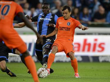 Marvelous Nakamba (M.) soll das Interesse des FC Schalke 04 geweckt haben