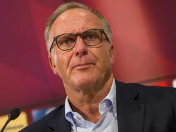 FCB-Boss Rummenigge fand klare Worte nach dem Unentschieden