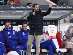 Outet sich als Fan von Jupp Heynckes: Schalke-Coach Domenico Tedesco