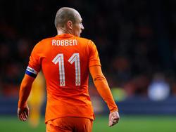 Arjen Robben glaubt nicht an ein Wunder gegen Schweden