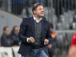 Kosta Runjaic stand zuletzt 2016 bei 1860 München an der Linie