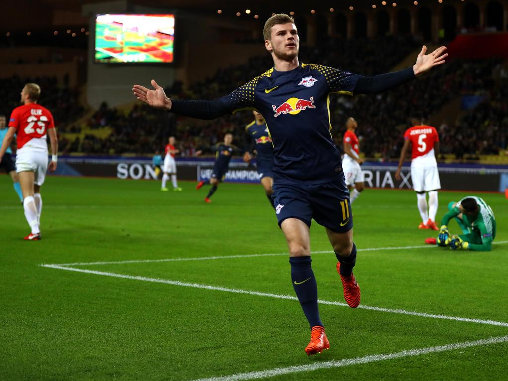 Sorgte auch in der Champions League für Aufsehen: Leipzigs Timo Werner