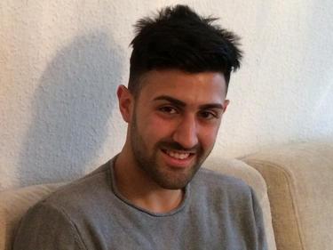 Özgür Özdemir möchte im Innviertel im Profi-Fußball Fuß fassen