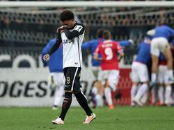 André en la Copa Libertadores con el Corinthians. (Foto: Getty)