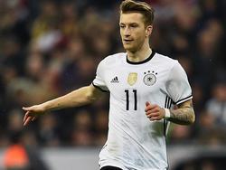 Marco Reus wurde vom Stickeralbum-Macher Panini nicht in den WM-Kader berufen