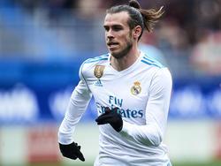 Gareth Bale freut sich auf das Halbfinale gegen Bayern München