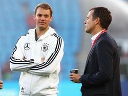 Neuer podría ir al Mundial sin dinámica de partidos. (Foto: Getty)