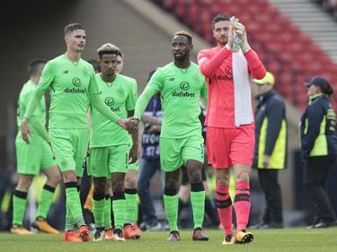 Celtic setzte sich im Halbfinale gegen Hibernian durch
