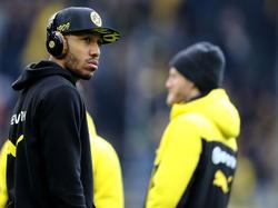 Aubameyang fehlt gegen Wolfsburg