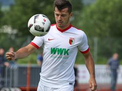 Albian Ajeti soll bei St. Gallen Spielpraxis sammeln