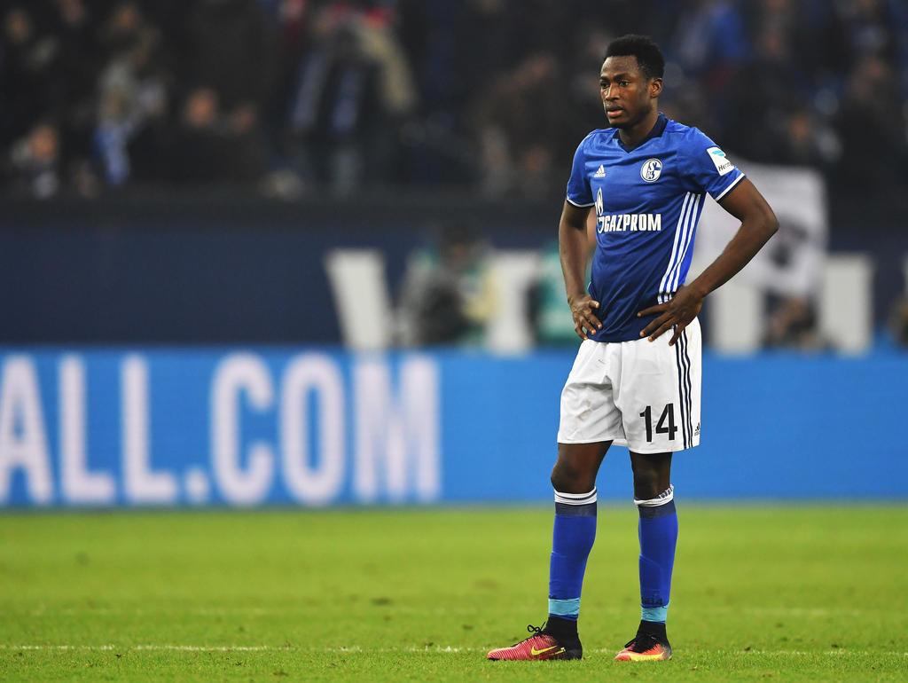 Abdul Rahman Baba bestritt 21 Pflichtspiele für Schalke 04