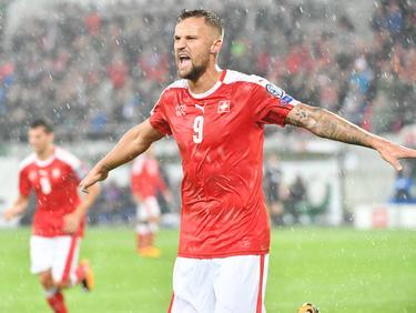 Haris Seferović blickt auf eine herausragende Länderspielwoche zurück