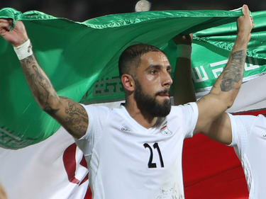 Ashkan Dejagah hat die WM fest im Blick