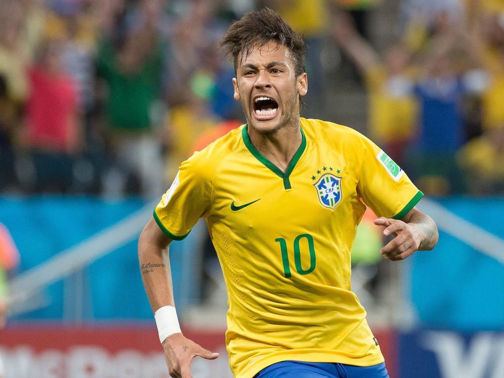 Neymar Nummer