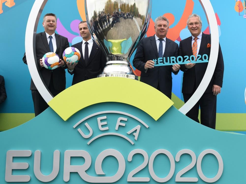 Die UEFA stellt die Weichen für paneuropäische EM 2020