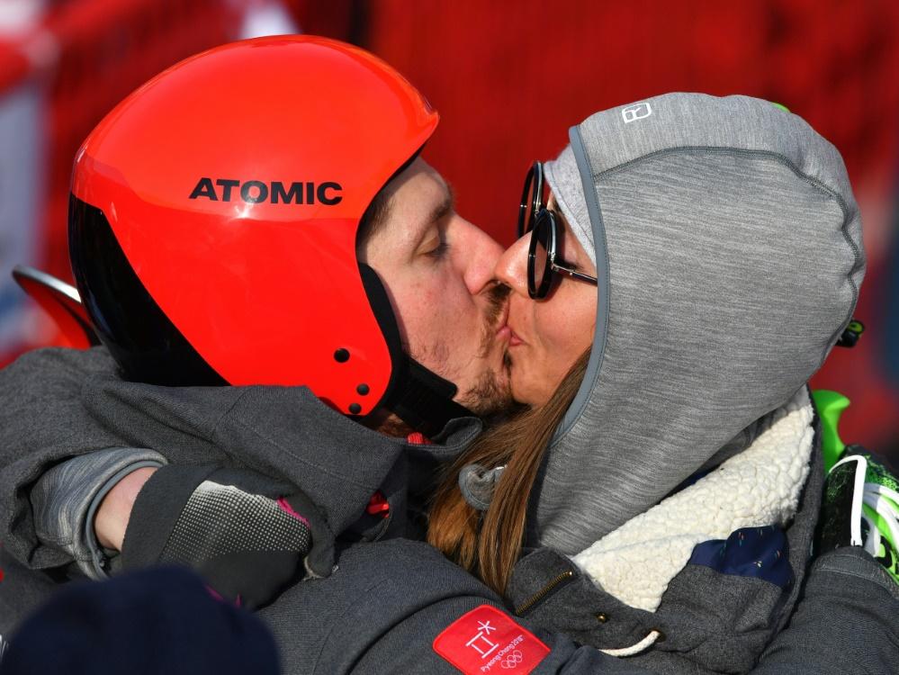 Marcel Hirscher heiratet seine Freundin Laura Moisl