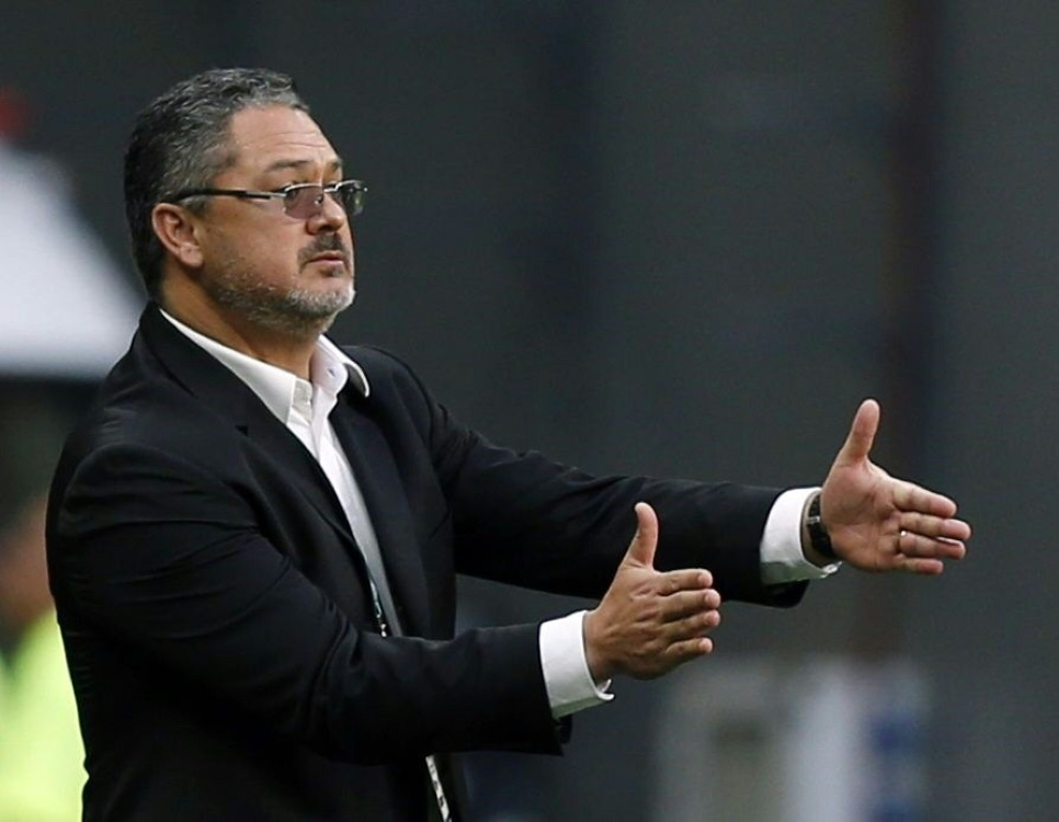 Gold-Trainer Rogério Micale wurde entlassen