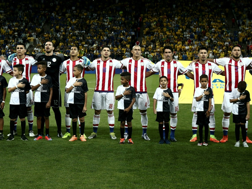 Haben Paraguays Spieler bei der WM 2030 ein Heimspiel?