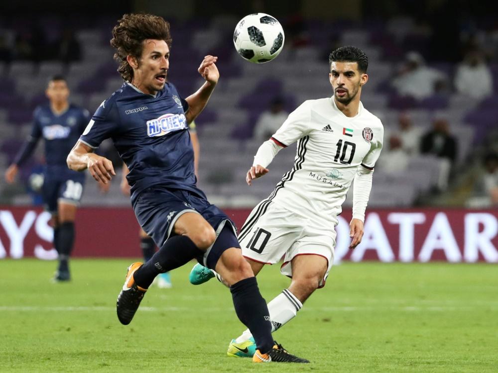 Al Jazira Club schlägt Auckland und steht im Viertelfinale