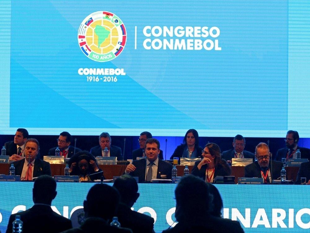 Die CONMEBOL gibt Katar und Japan als Gäste bekannt