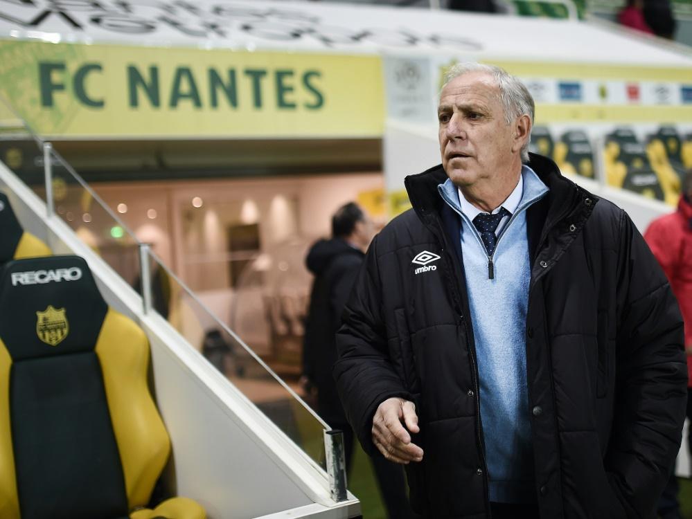 Ligue 1 news nantes trennt sich von trainer girard - Afa tabelle gastronomie 2016 ...